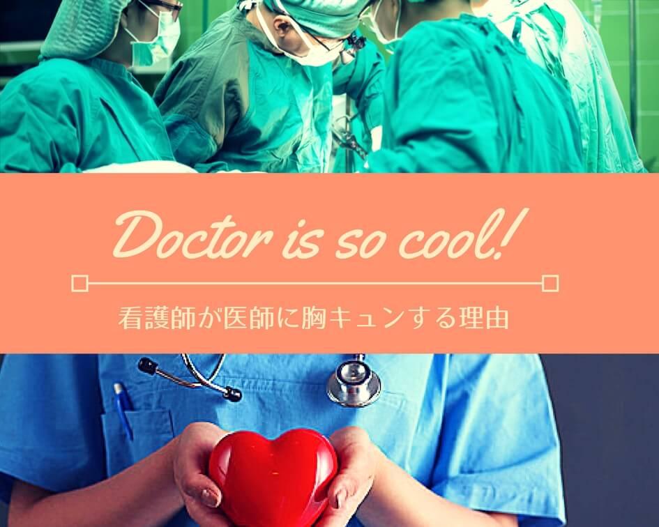 看護師,医師,恋愛
