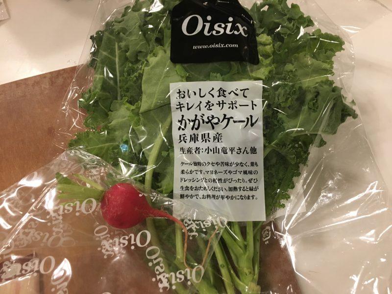 オイシックス,サラダ