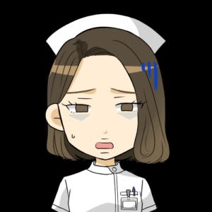 ママ看護師,疲れ